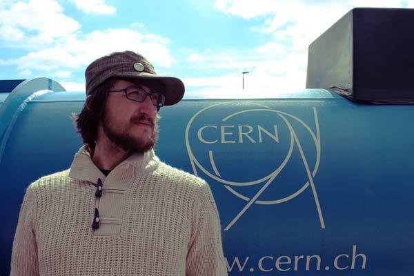 Only nerds go to Cern